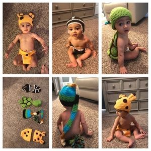 Other - Baby knit hats